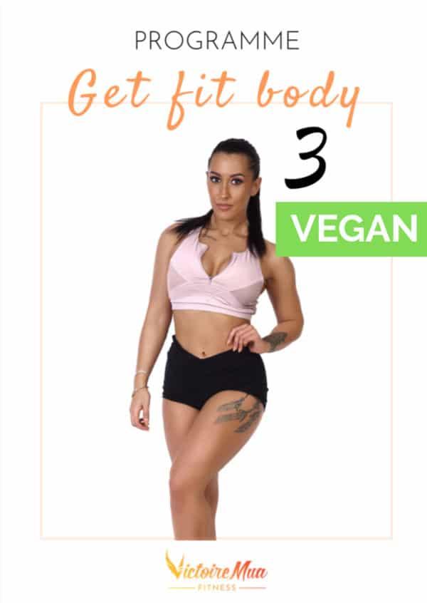 Get Fit Body 3 Vegan